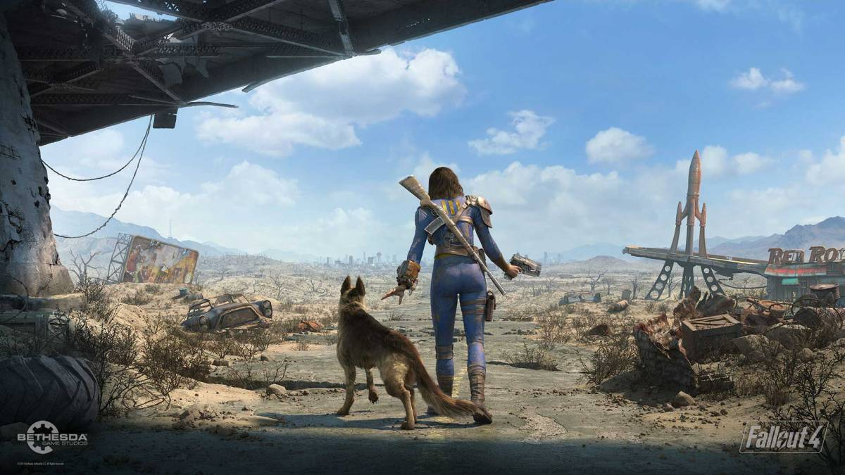 Quelle: Bethesda - Fallout 4 - Artwork