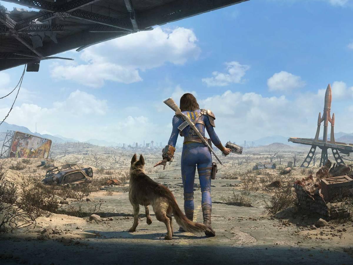 Quelle: Bethesda - Fallout 4 - Artwork