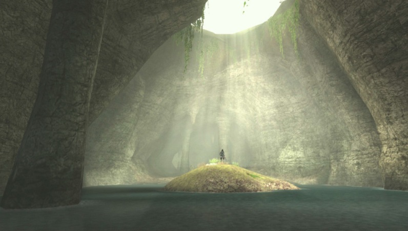 Shadow of the Colossus - Grotte - Playstation 2 (2006)