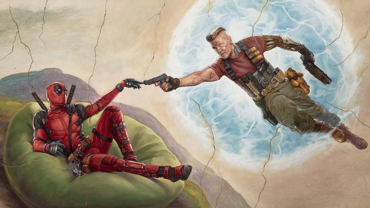 Artwork: Deadpool 2