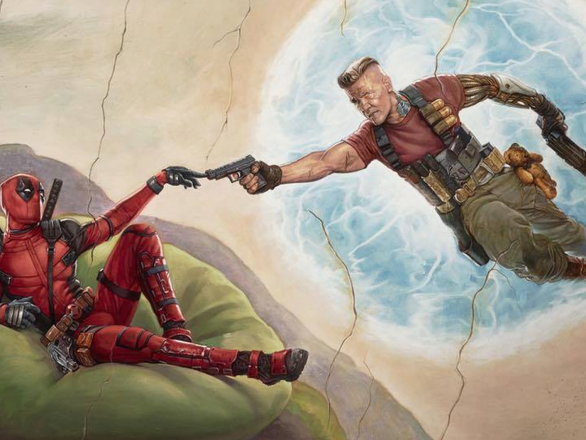 Artwork: Deadpool 2