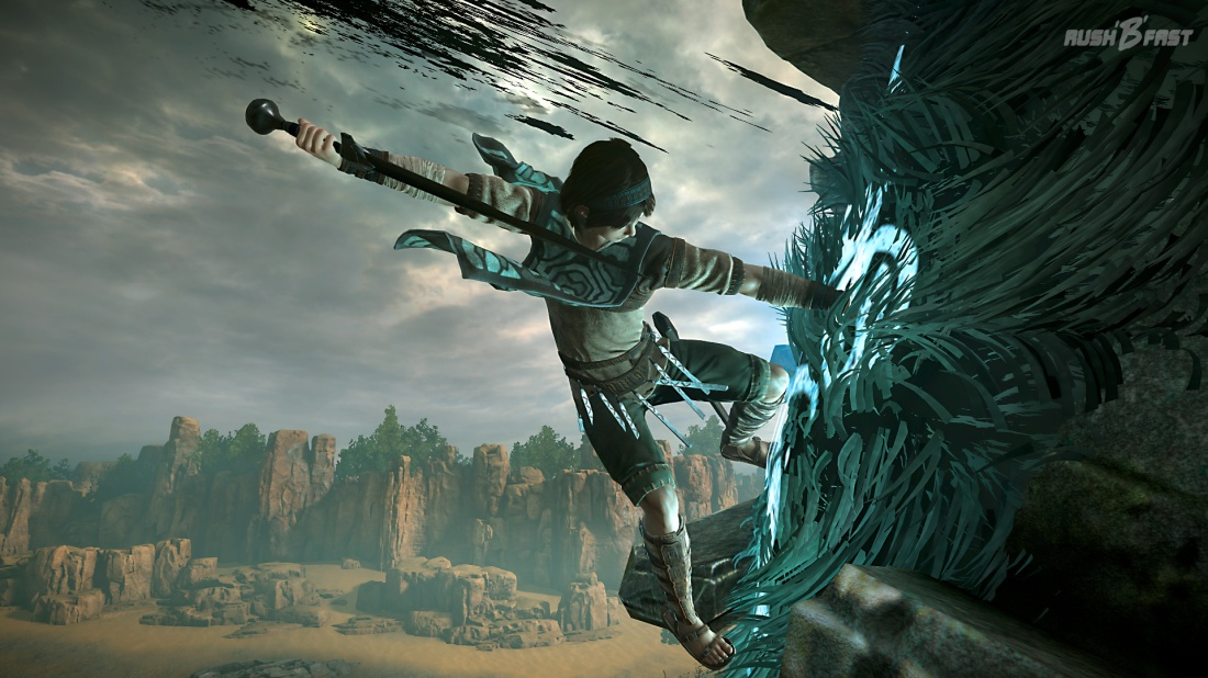 Shadow of the Colossus - Perfekter Stich