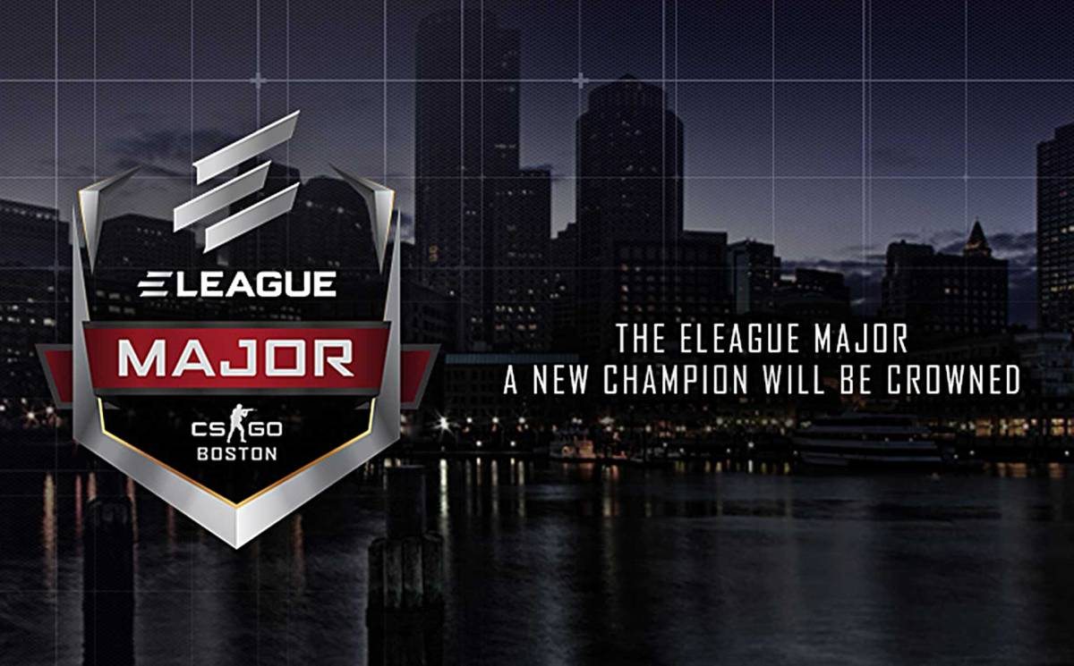 ELEAGUE Major CS:GO Boston