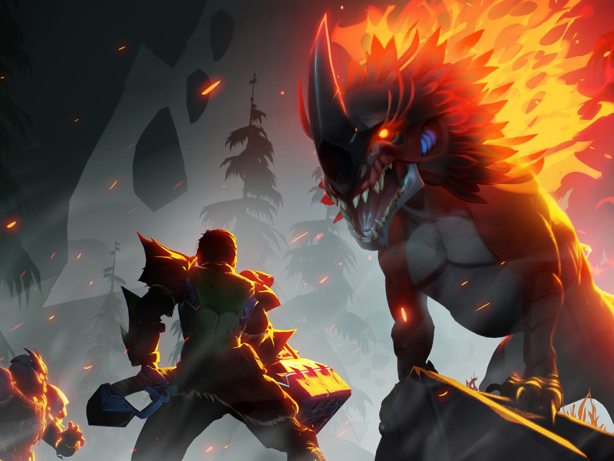 Dauntless Artwork
