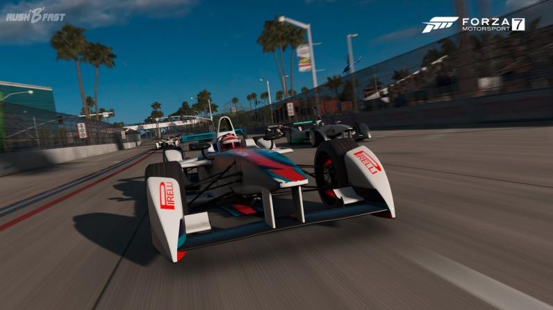 2015 Formula E #6