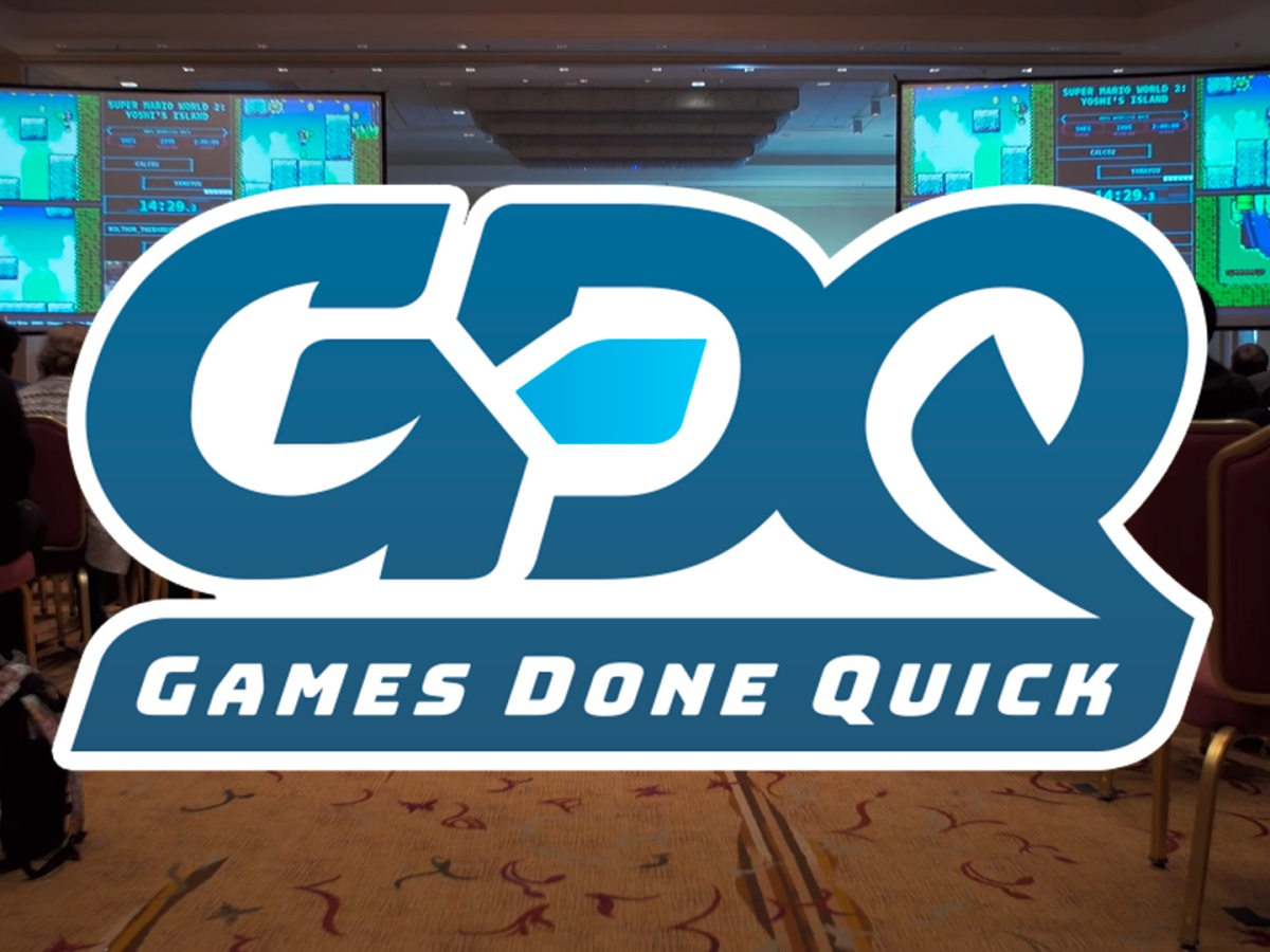 GDQ - Games Done Quick