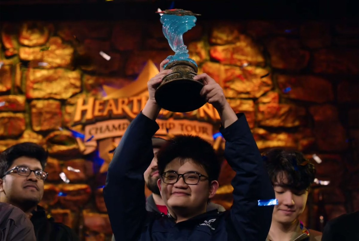"Quelle: Blizzard - Hearthstone World Championship: ""Tom60229"" Wei Lin"
