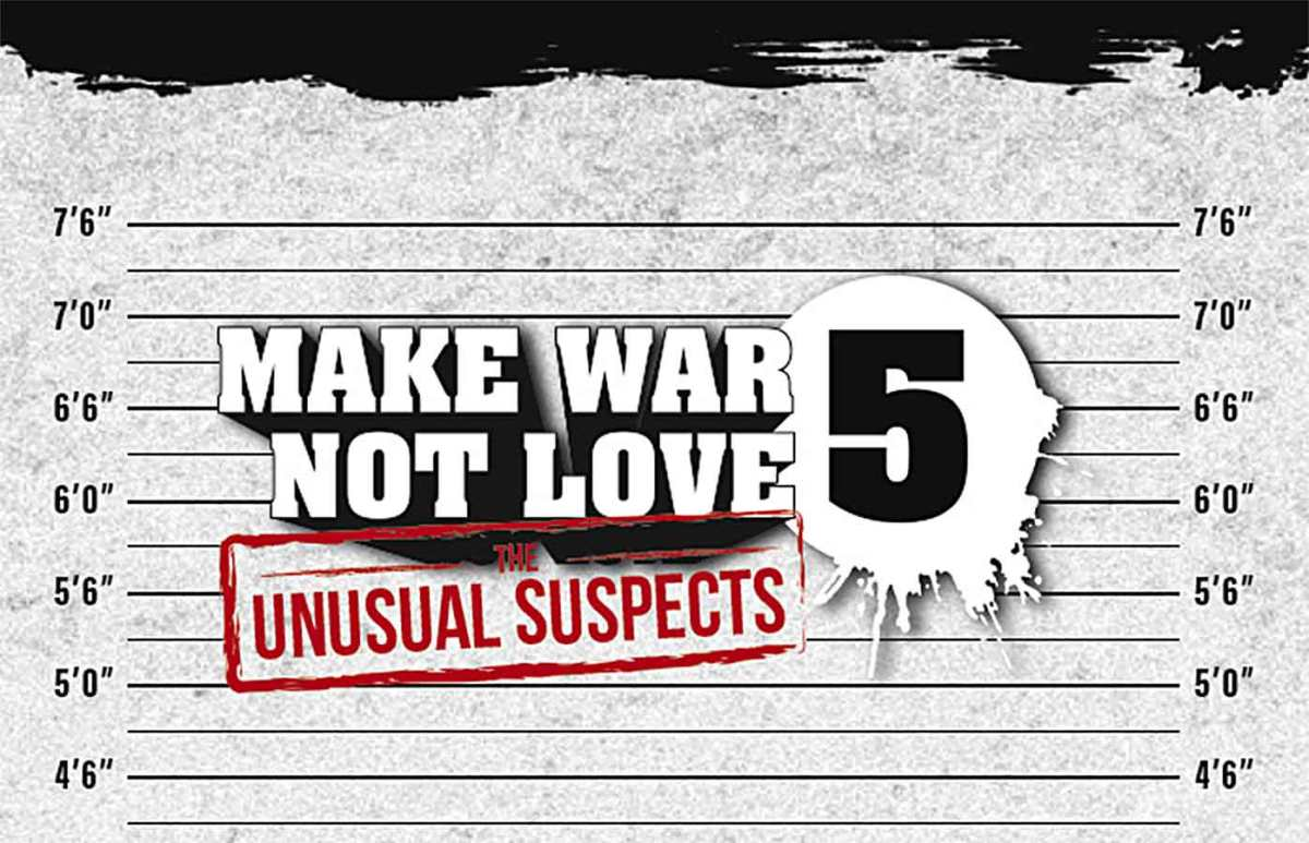 Sega-Aktion: Make War not Love