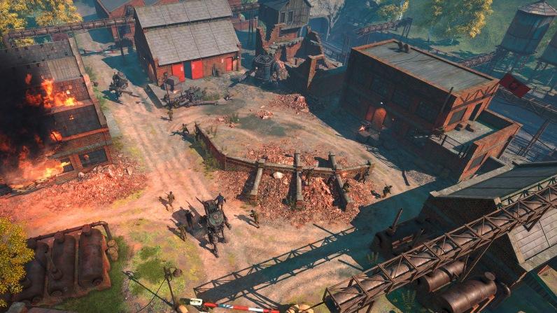Iron Harvest - Ingame Screenshot