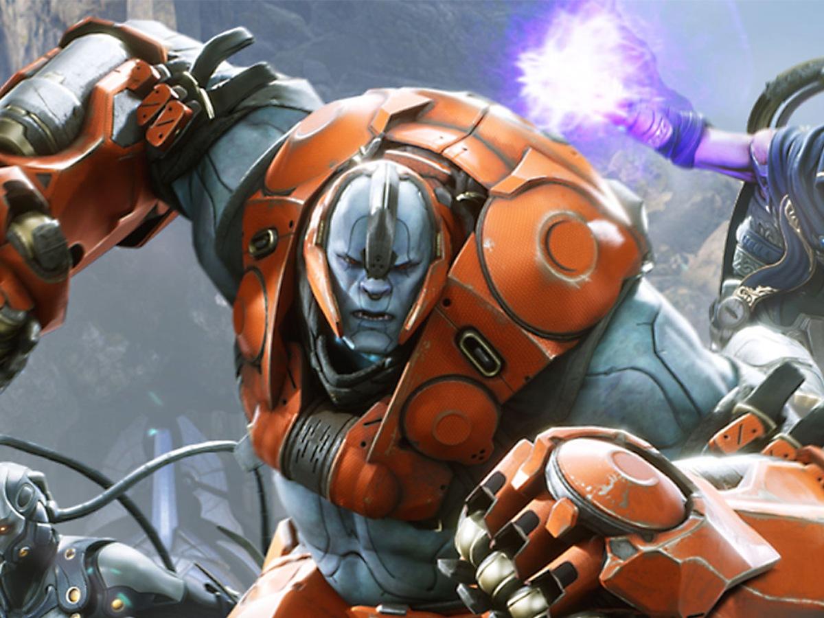 Epic Games: Paragon Artwork