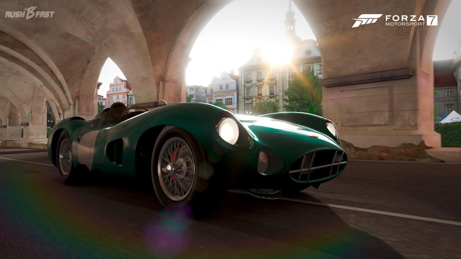 1958 Aston Martin DBR1