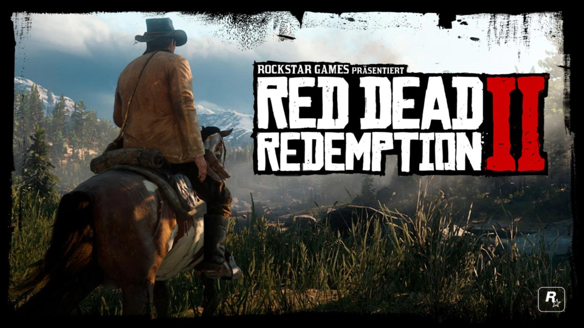 Rockstar Games - Red Dead Redemption 2