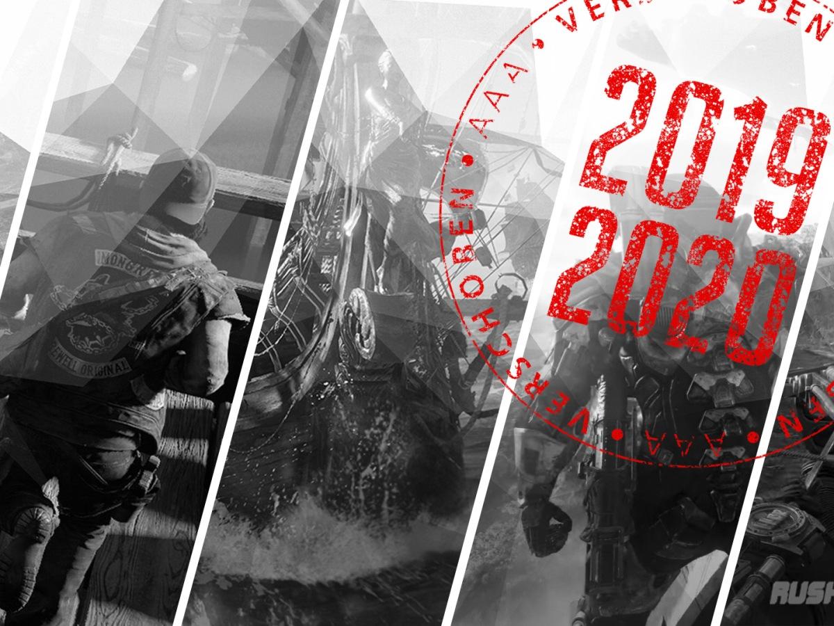 Triple A Release-Verschiebungen von 2018 auf 2019/2020