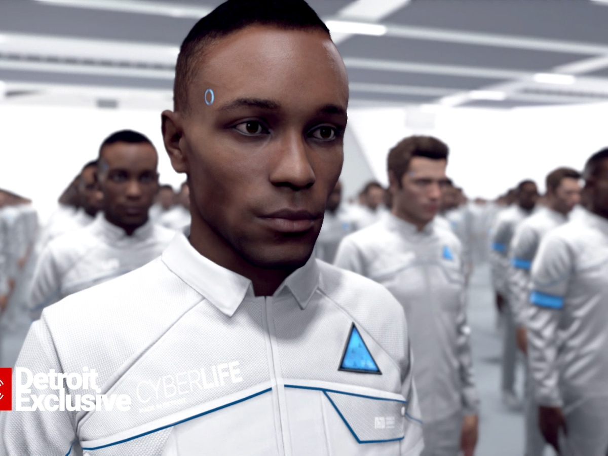 Detroit: Become Human: Cyberlife-Vorstellung