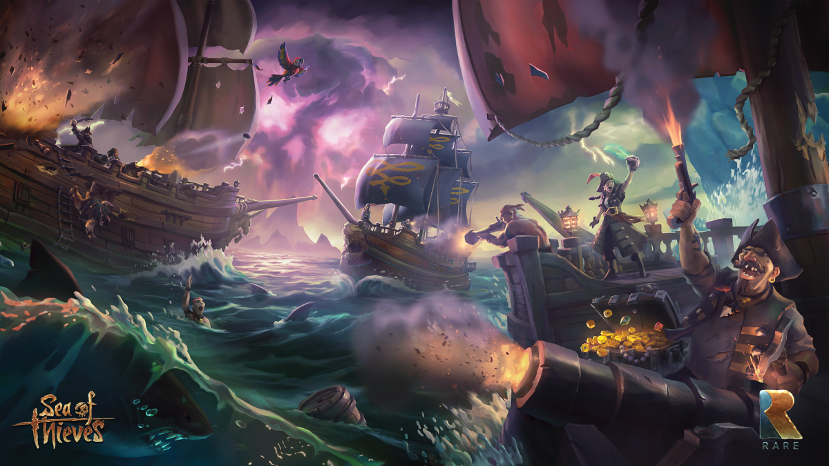 Rare: Sea of Thieves - Artwork