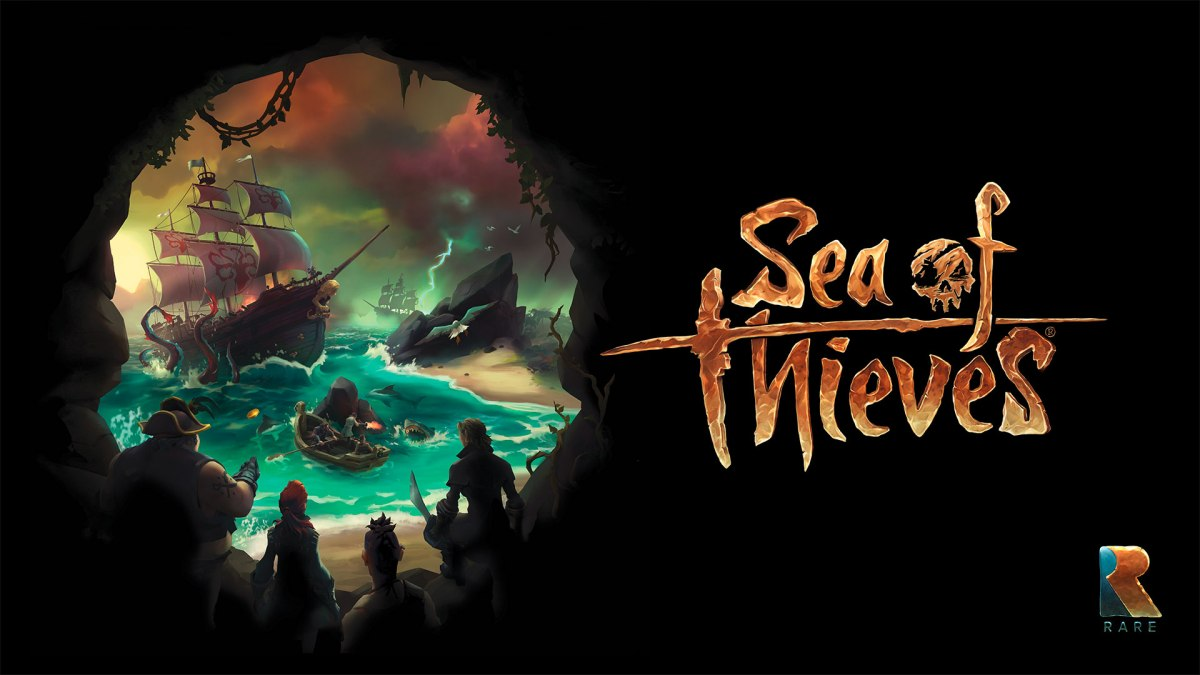 Sea of Thieves - Wallpaper