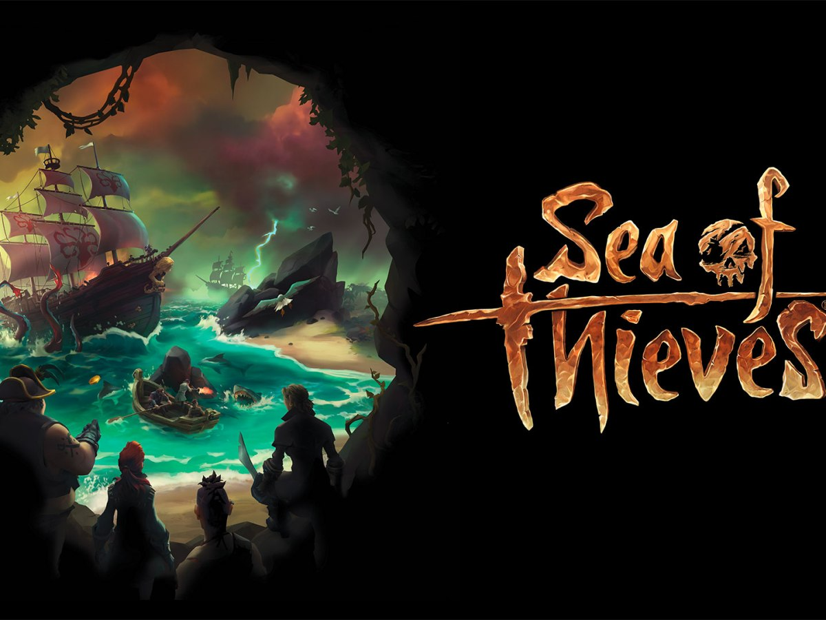 Sea of Thieves - Wallpaper