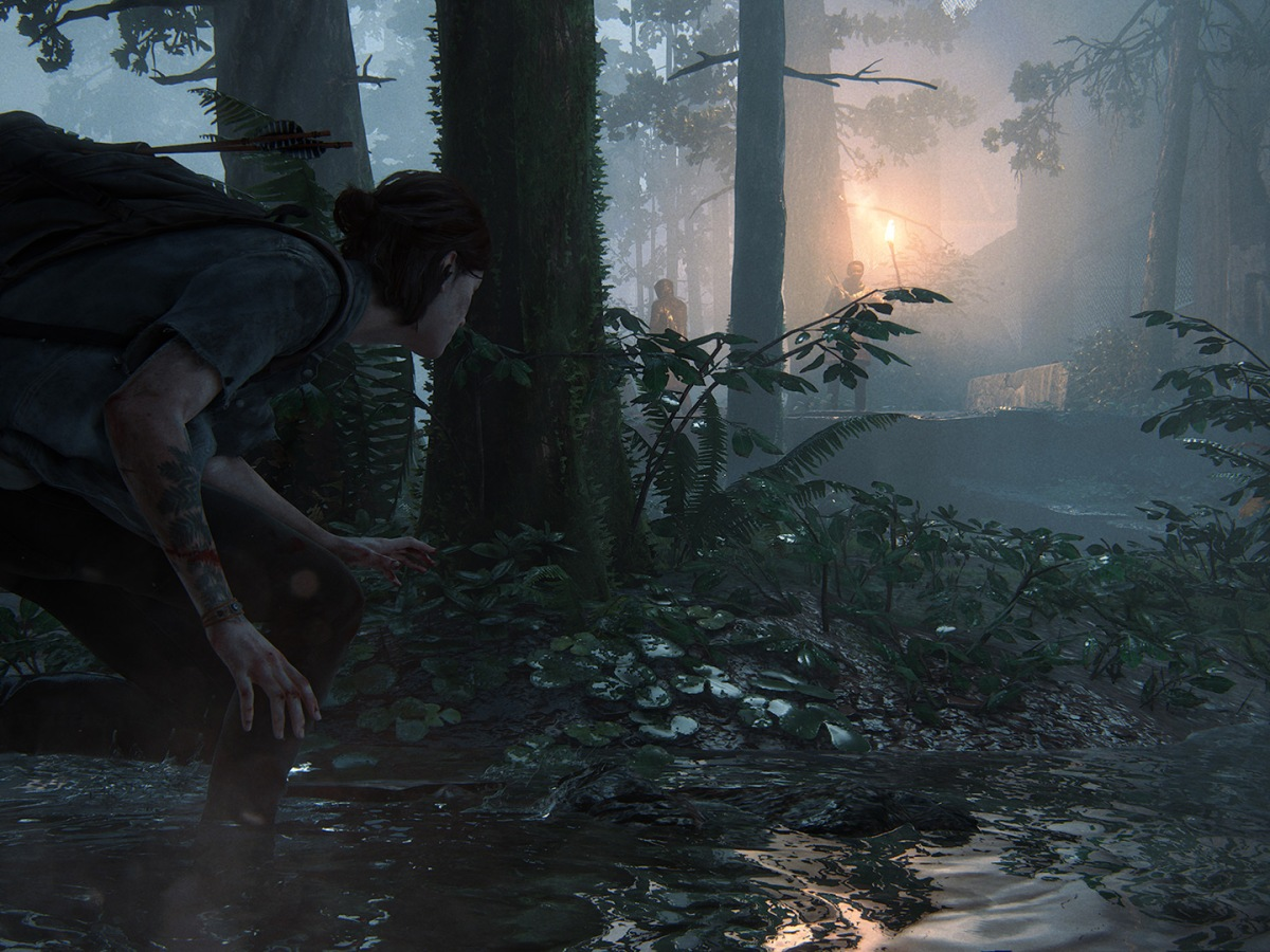 In The Last of Us Part II muss man immer auf der Hut sein.