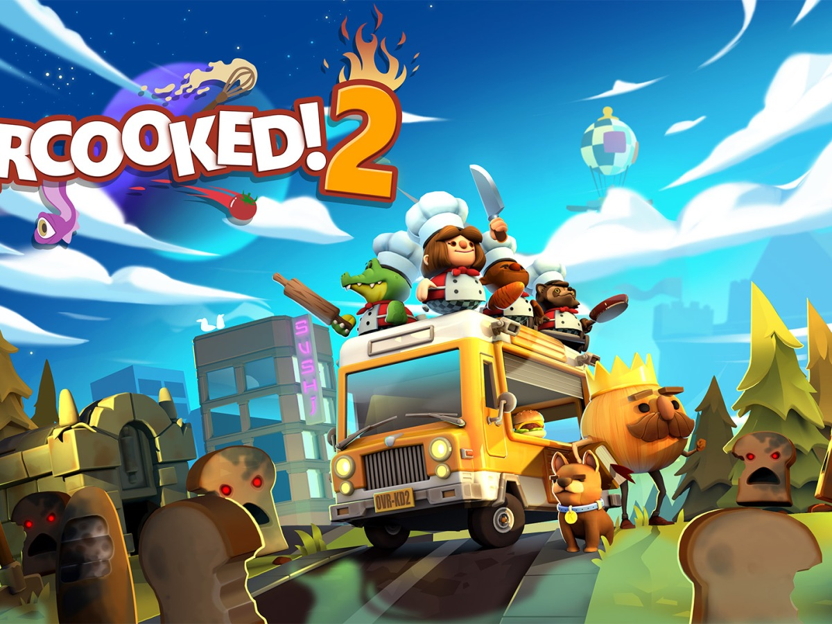 Quelle: team17.com - Overcooked! 2 - Artwork