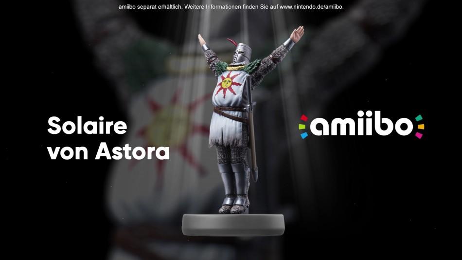 amiibo - Solaire von Astora