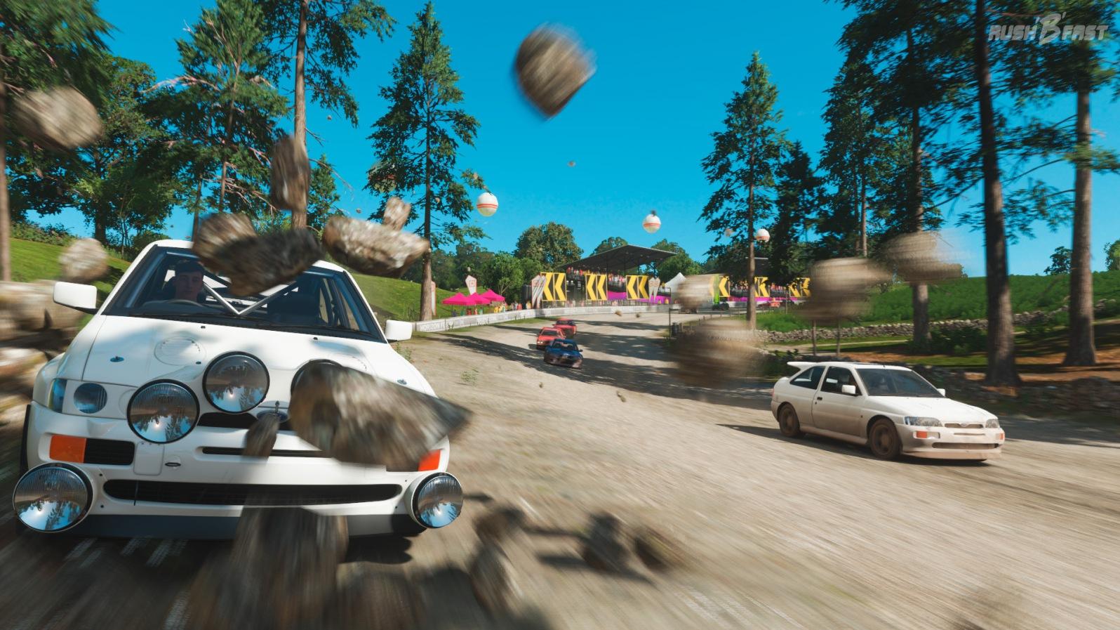 Forza Horizon 4 Demo - Ford Escort RS Cosworth