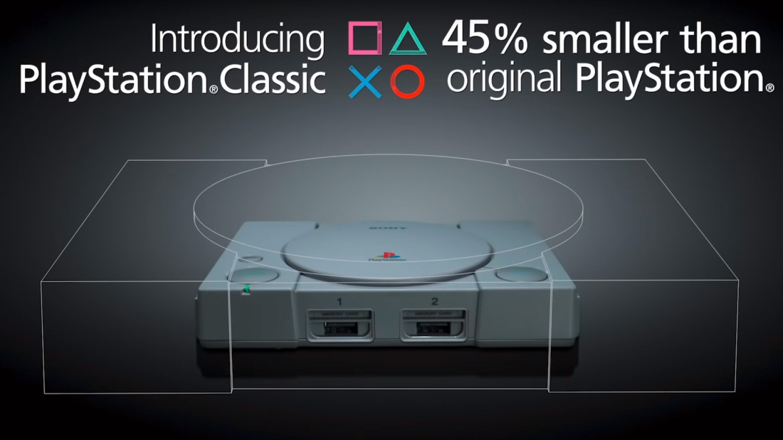 Quelle: Youtube/PlayStation DACH - PlayStation Classic Trailer