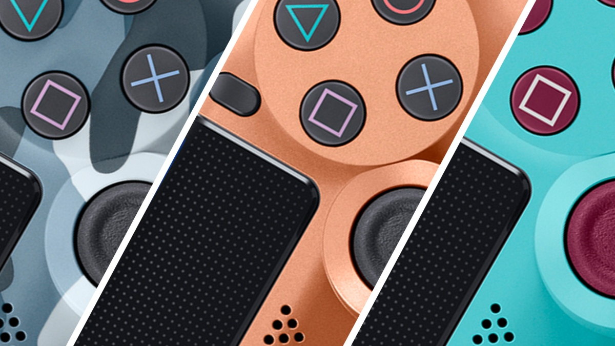 Playstation 4 Controller - Sondereditionen 2018