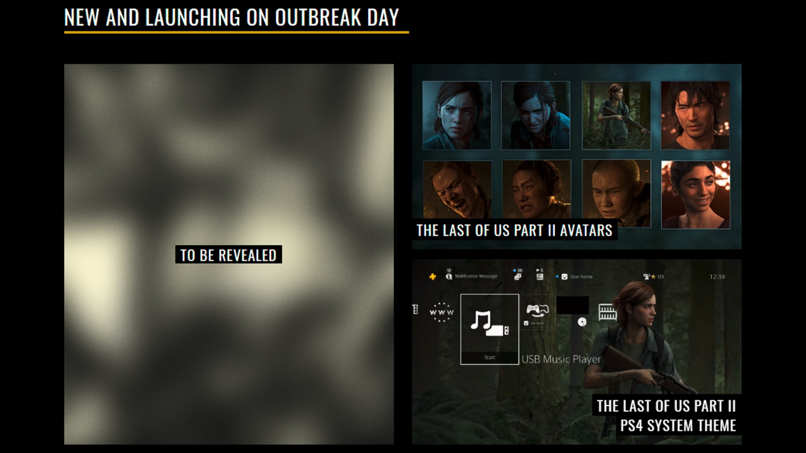 The Last of Us - Outbreak Day