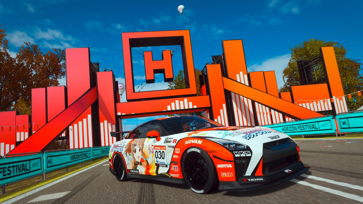 Forza Horizon 4 - Festivalgelände