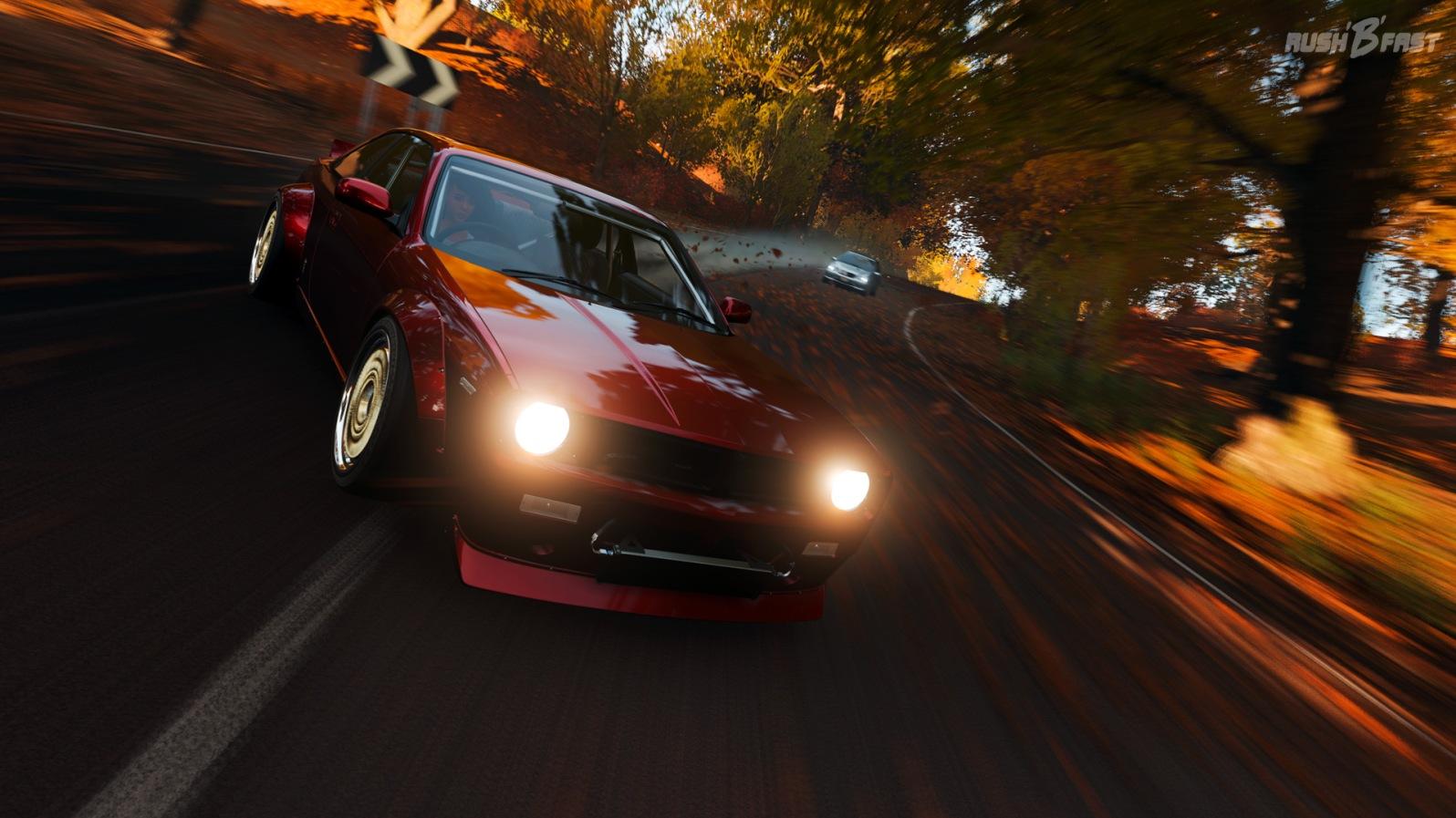 Forza Horizon 4 - Drift-Club - RX7