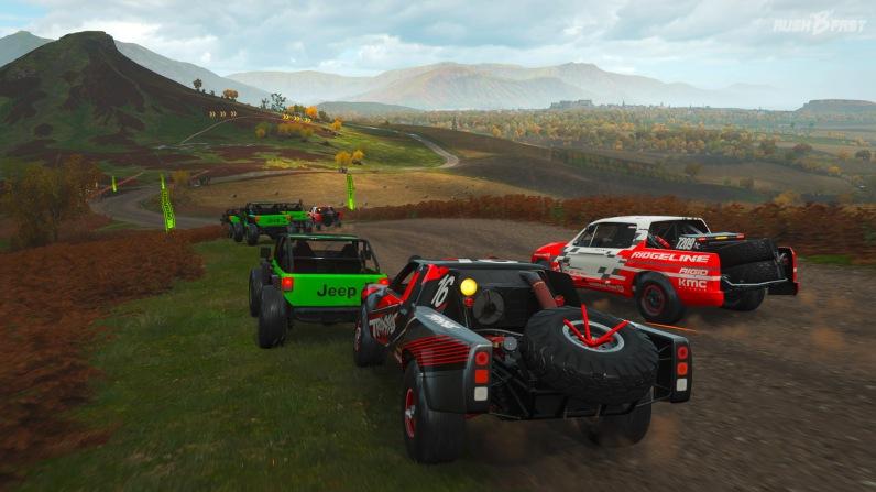 Forza Horizon 4 - Herbst