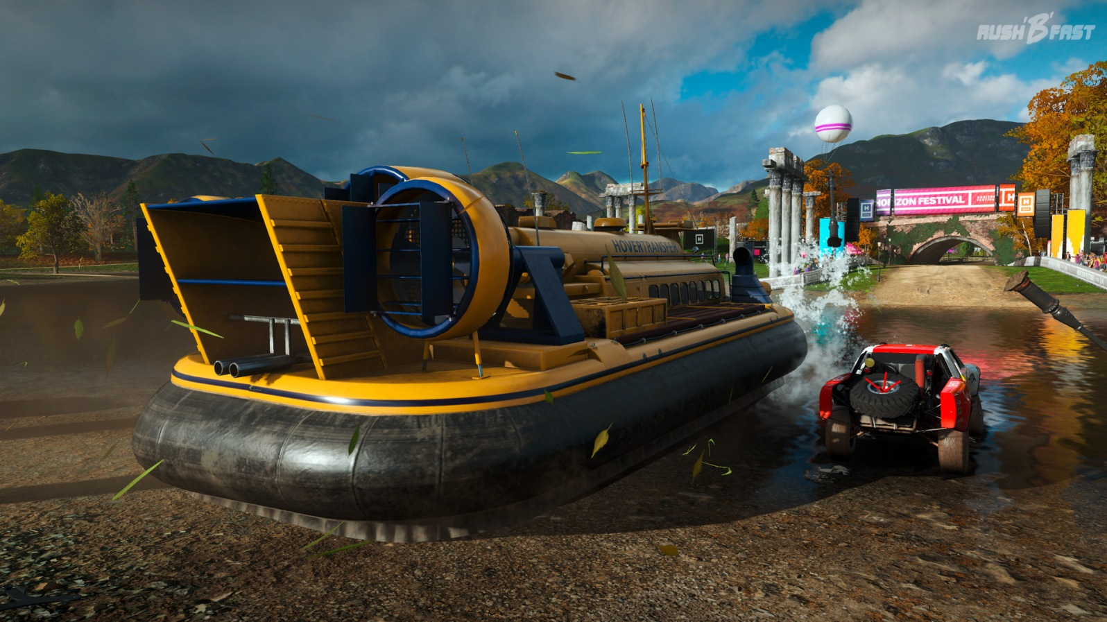 Forza Horizon 4 - Schaurennen - Toyota Baja Truck
