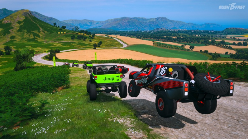 Forza Horizon 4 - Sommer