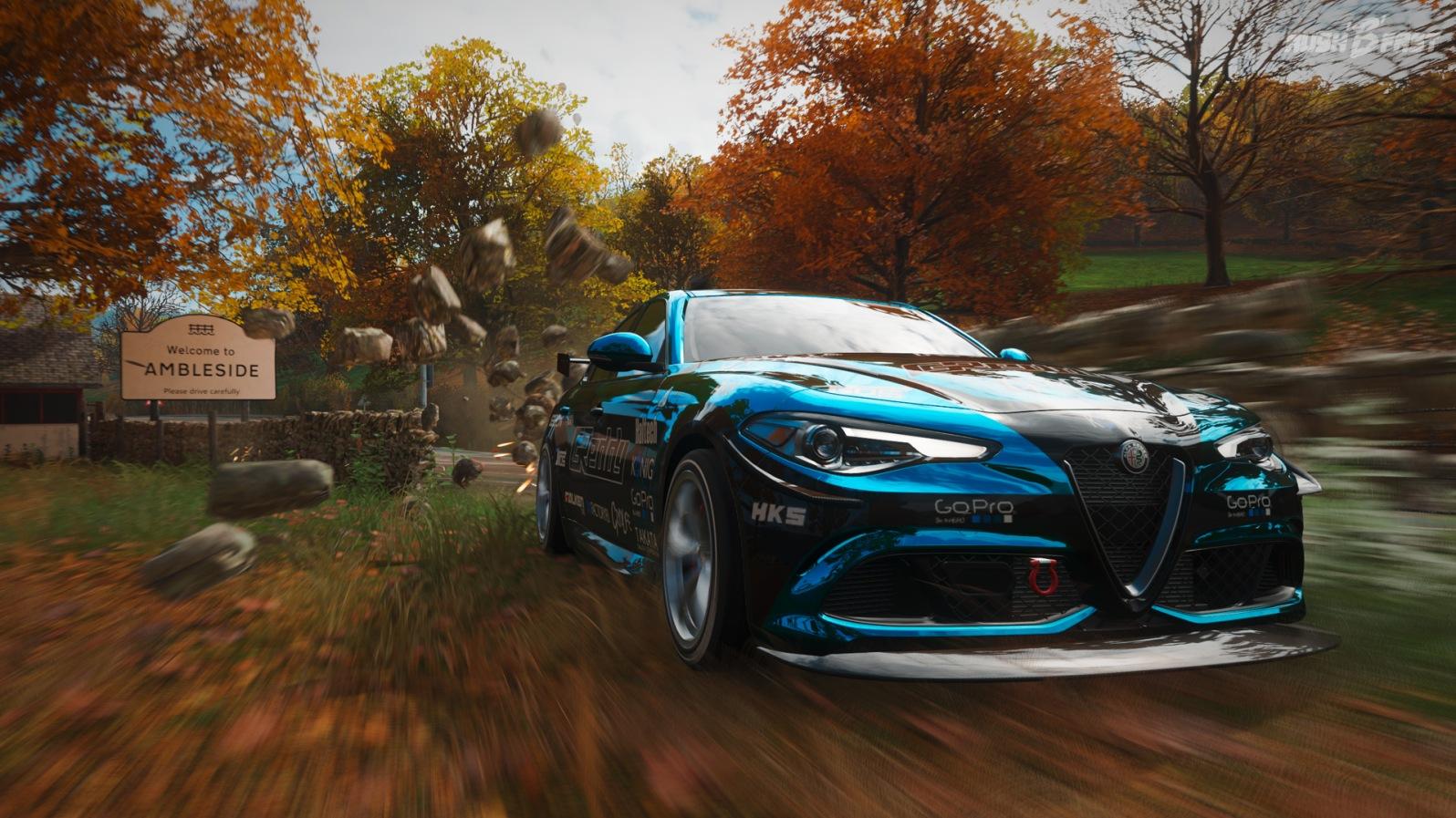 Forza Horizon 4 - Straßenrennen