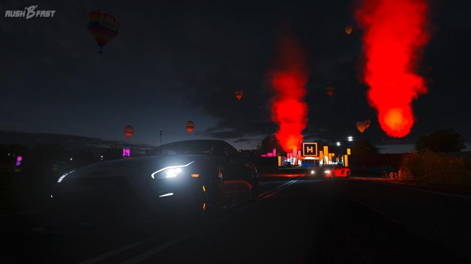 Forza Horizon 4 – Straßenszene Veranstaltung