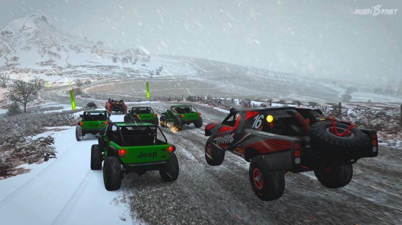 Forza Horizon 4 - Winter