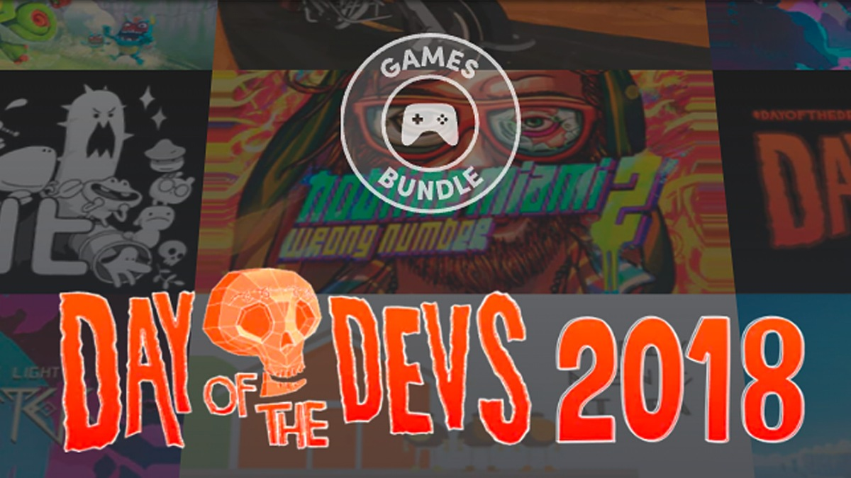 HUMBLE DAY OF THE DEVS BUNDLE 2018