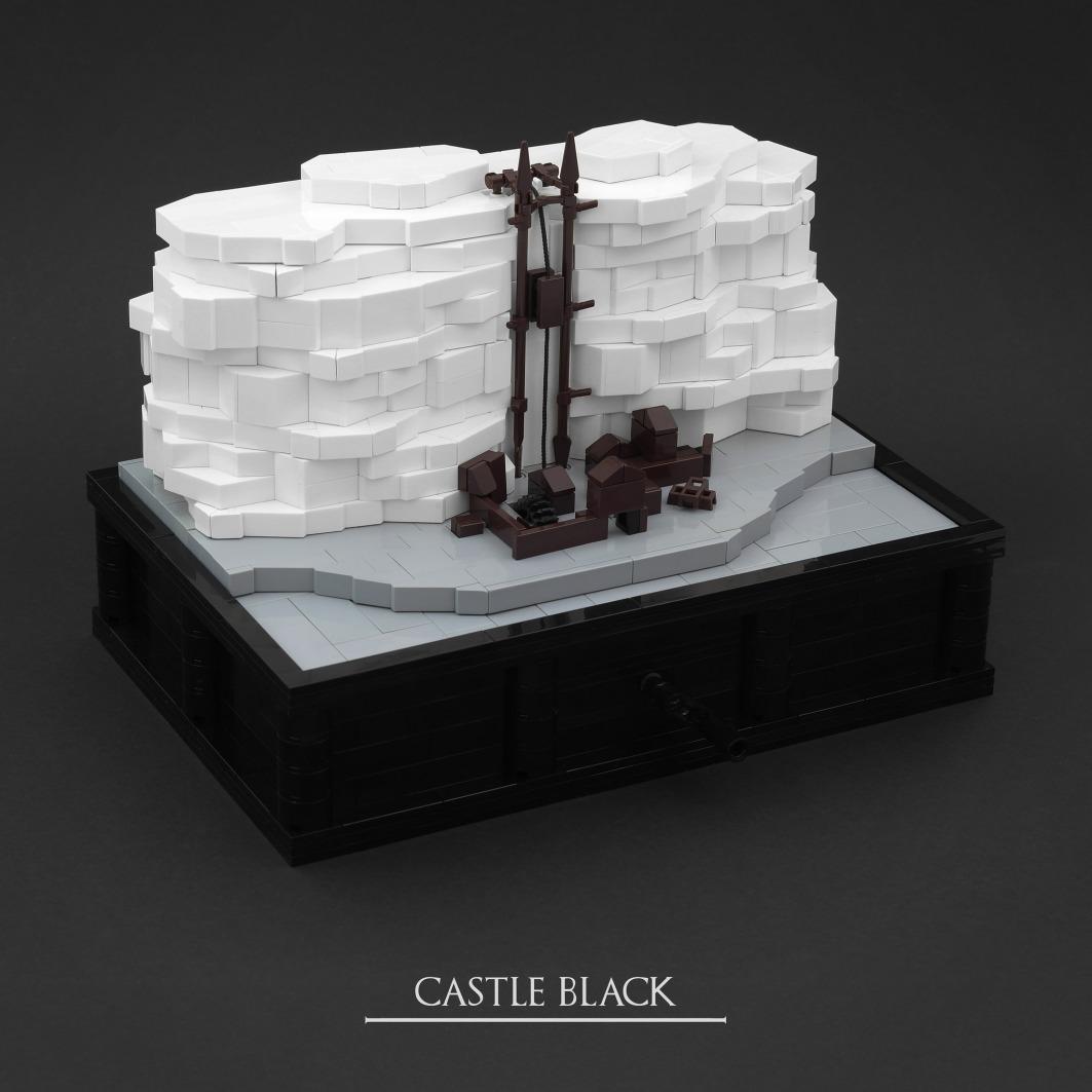 Quelle: flikr/Jonas Kramm - LEGO: GoT - Castle Black