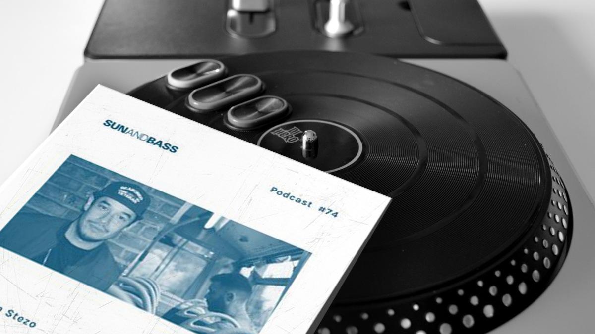 Foto: rush'B'fast, Plattencover: SUNANDBASS/Mixcloud