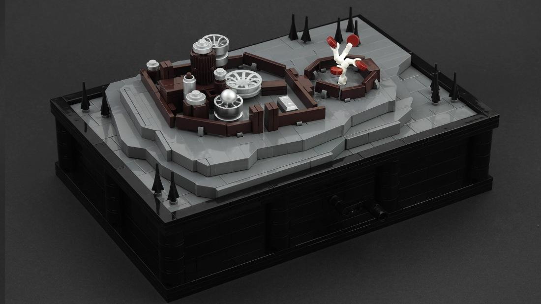 flikr/Jonas Kramm - LEGO: GoT - Winterfell
