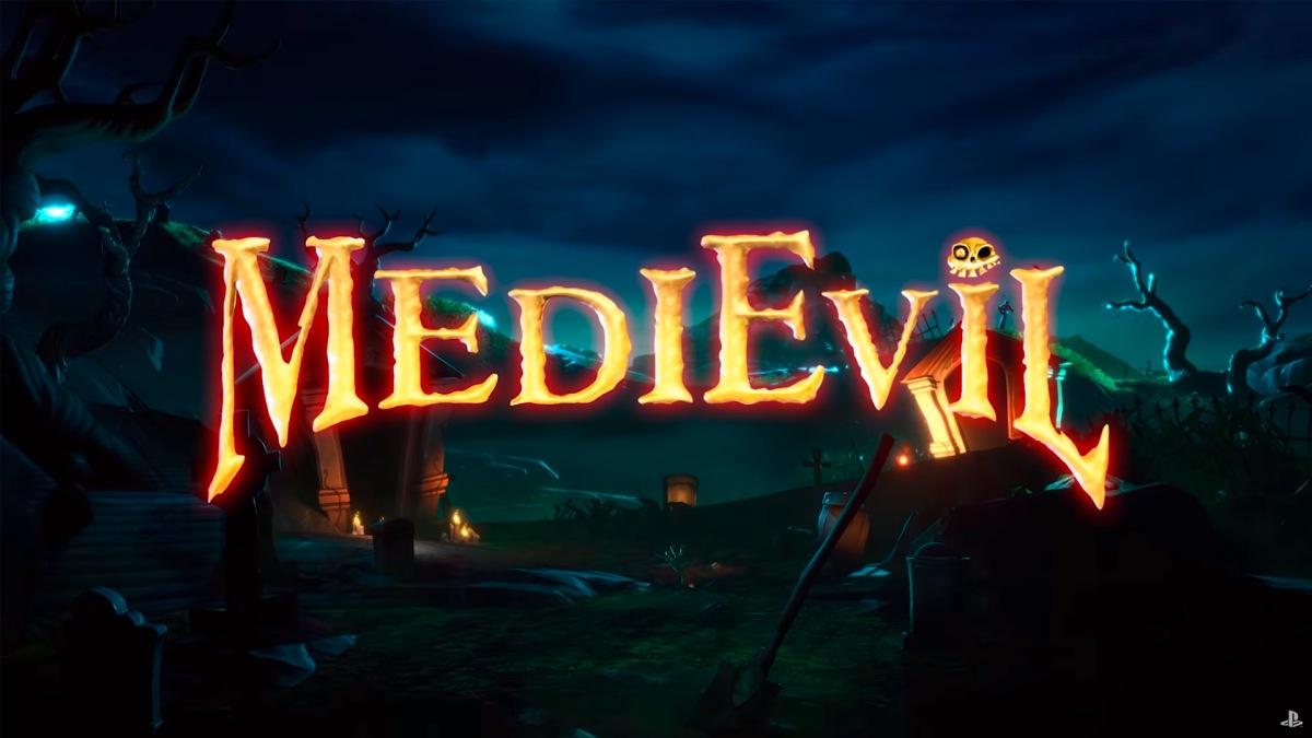 MediEvil 2018