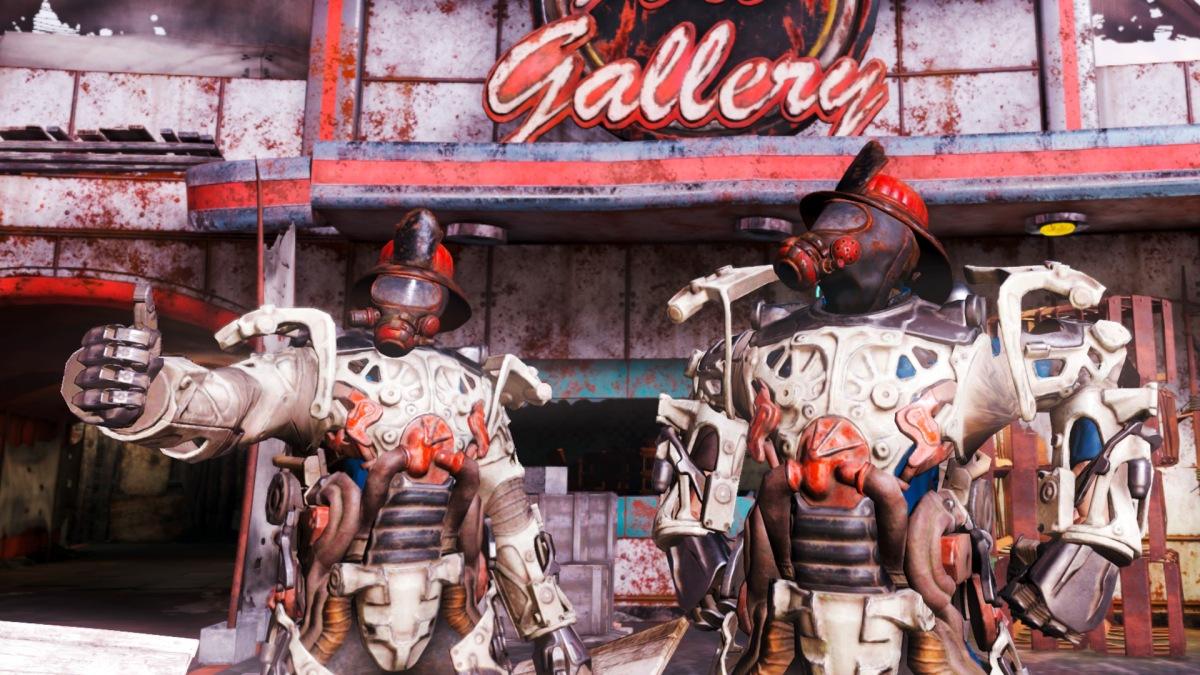 Fallout 76 - B.E.T.A. (PC) - Power Rüstung - Koop