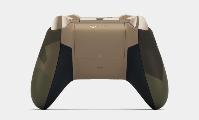 Xbox Design Lab - Battlefield 5 Design - Rückseite