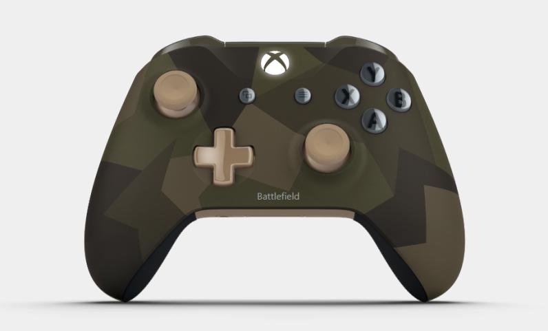 Xbox Design Lab - Battlefield 5 Design - Vorderseite