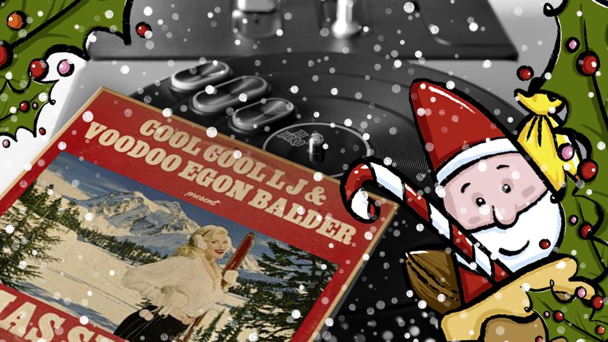Cool Cool LJ & Voodoo Egon Balder - XMAS Special - LDBK