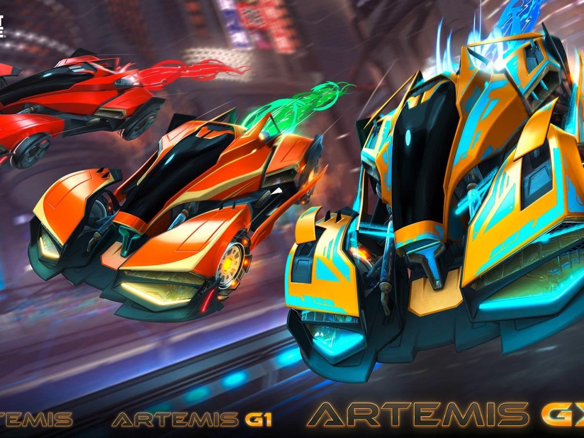 Quelle: rocketleague.com - Rocket League: Rocket Pass 2