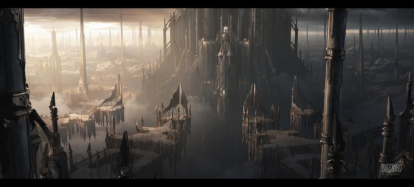 Quelle: artofae.artstation.com - Anthony Eftekhari - Diablo III
