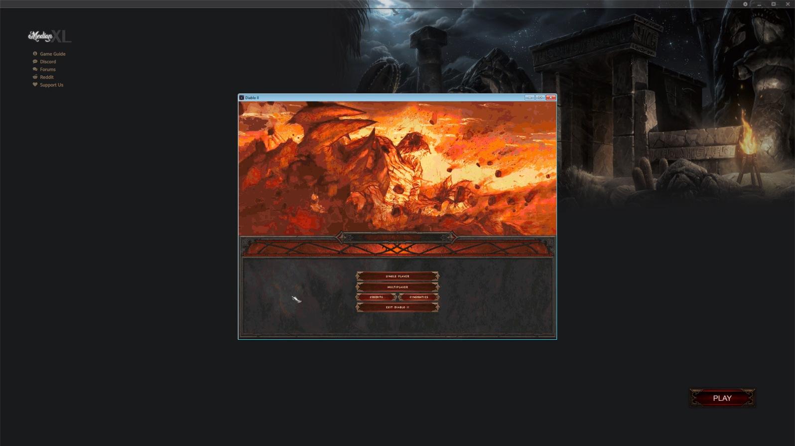Diablo 2 Modifikation - Median XL 2019