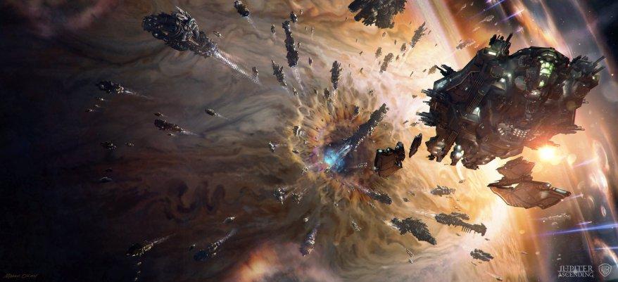 Quelle: okonart.com - Marek Okon - JA: Jupiter Escape