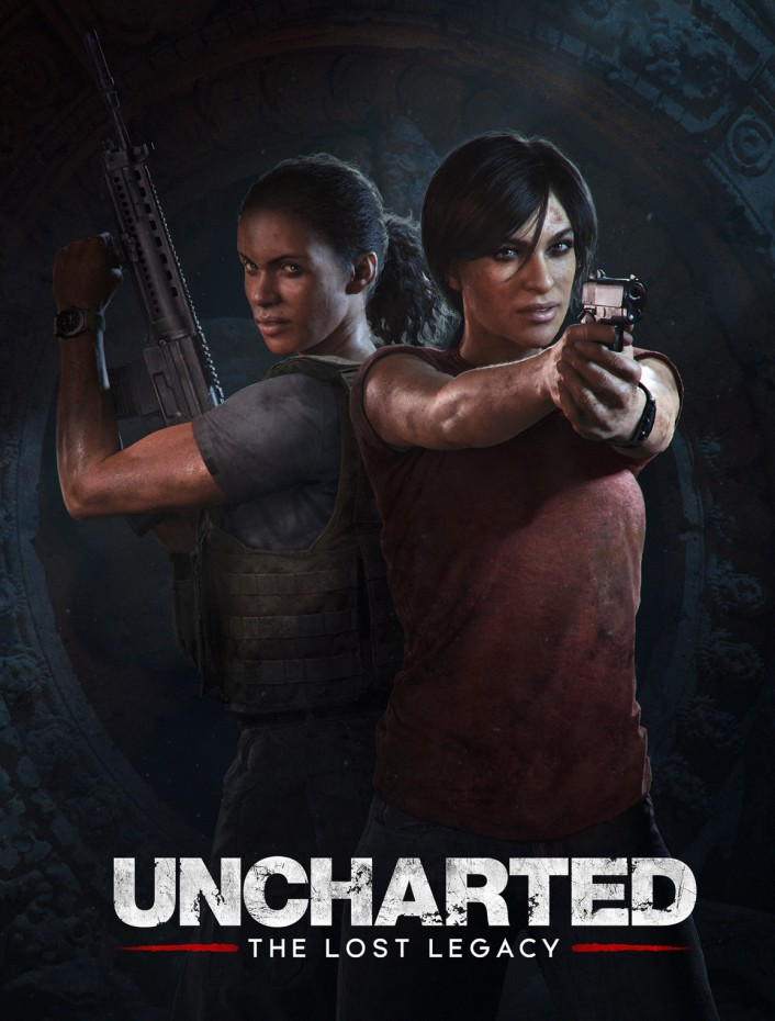 Quelle: okonart.com - Marek Okon - Uncharted: The Lost Legacy